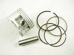 Piston Ring Set 10066