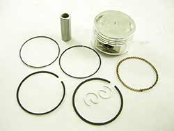 Piston Ring Set 10083