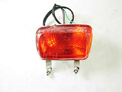 Tail Light Assembly (right Side) 10129