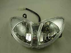 Head Light Assembly 11029