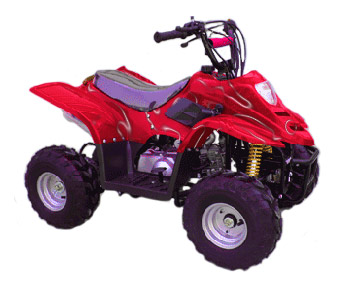 410BX Youth Mini ATV
