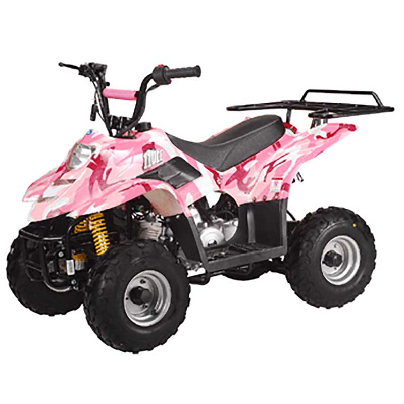 Girls and Pink ATV's