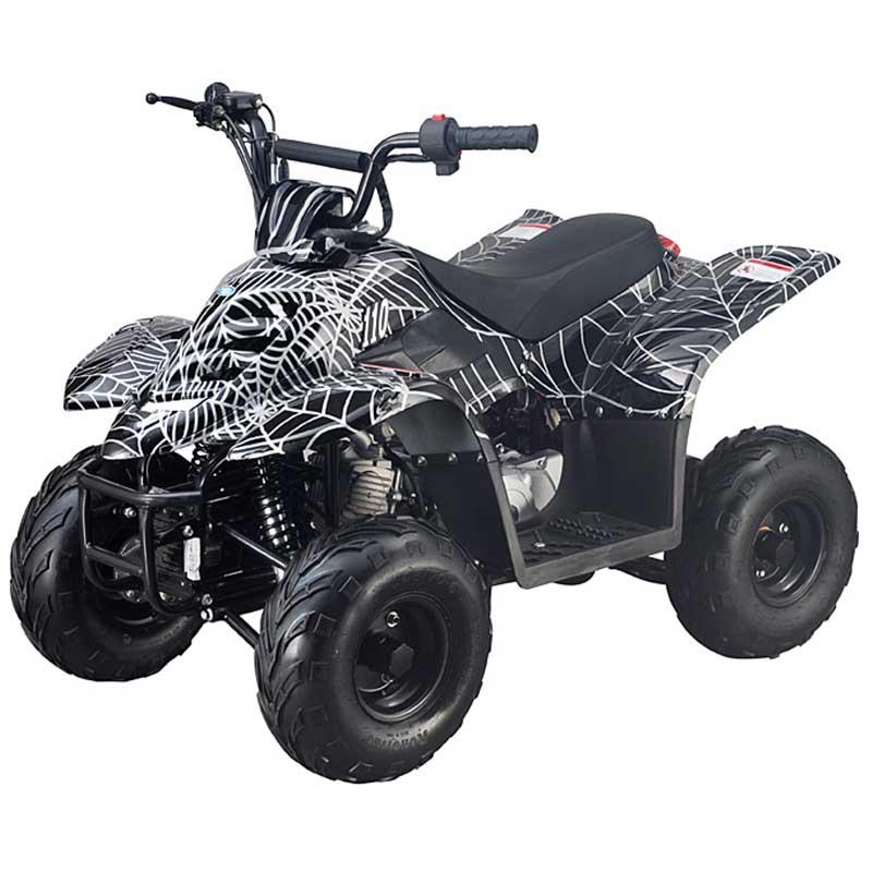 Kids Electric Four Wheeler >> Boulder 400X 110cc Youth ATV
