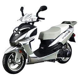 Tao Thunder 50cc Scooter