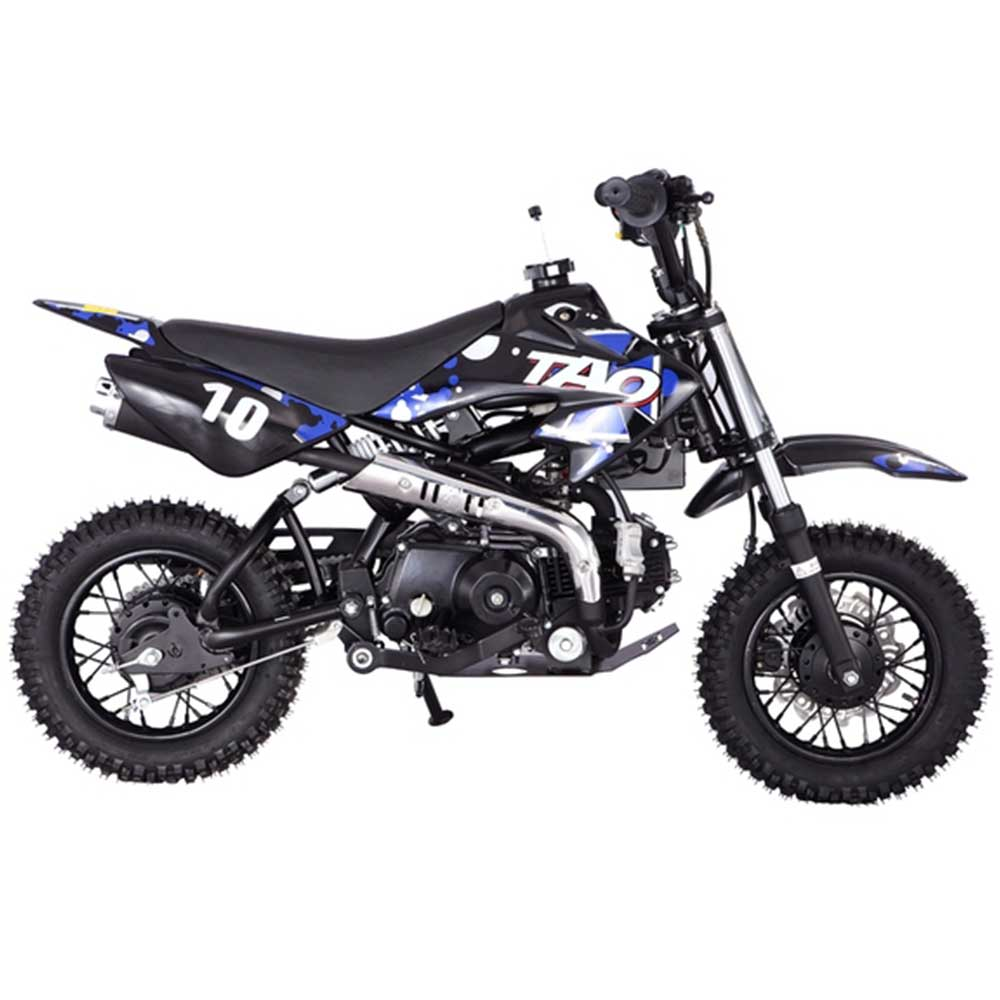 tao db10 kids motocross dirt bike. Black Bedroom Furniture Sets. Home Design Ideas