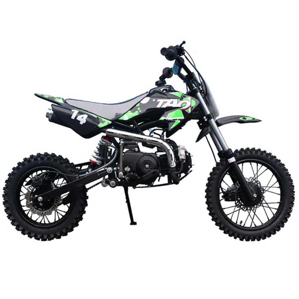 tao db14 youth motocross dirt bike. Black Bedroom Furniture Sets. Home Design Ideas