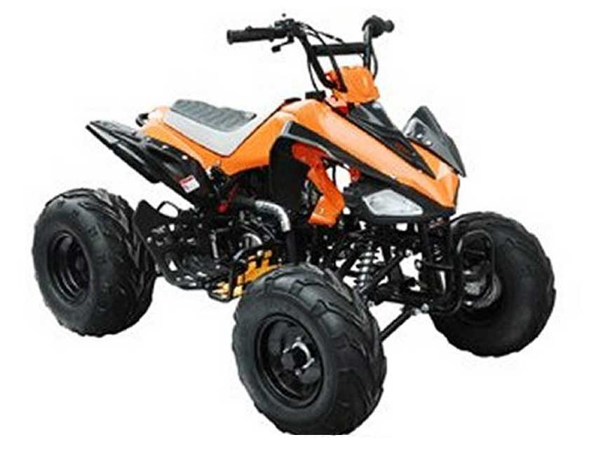 Atvs 110cc atv four wheeler quad 125cc quad atv atv four for Atv yamaha raptor 125cc