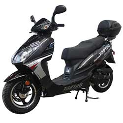 Tao EVO50 Full Size 50cc Scooter