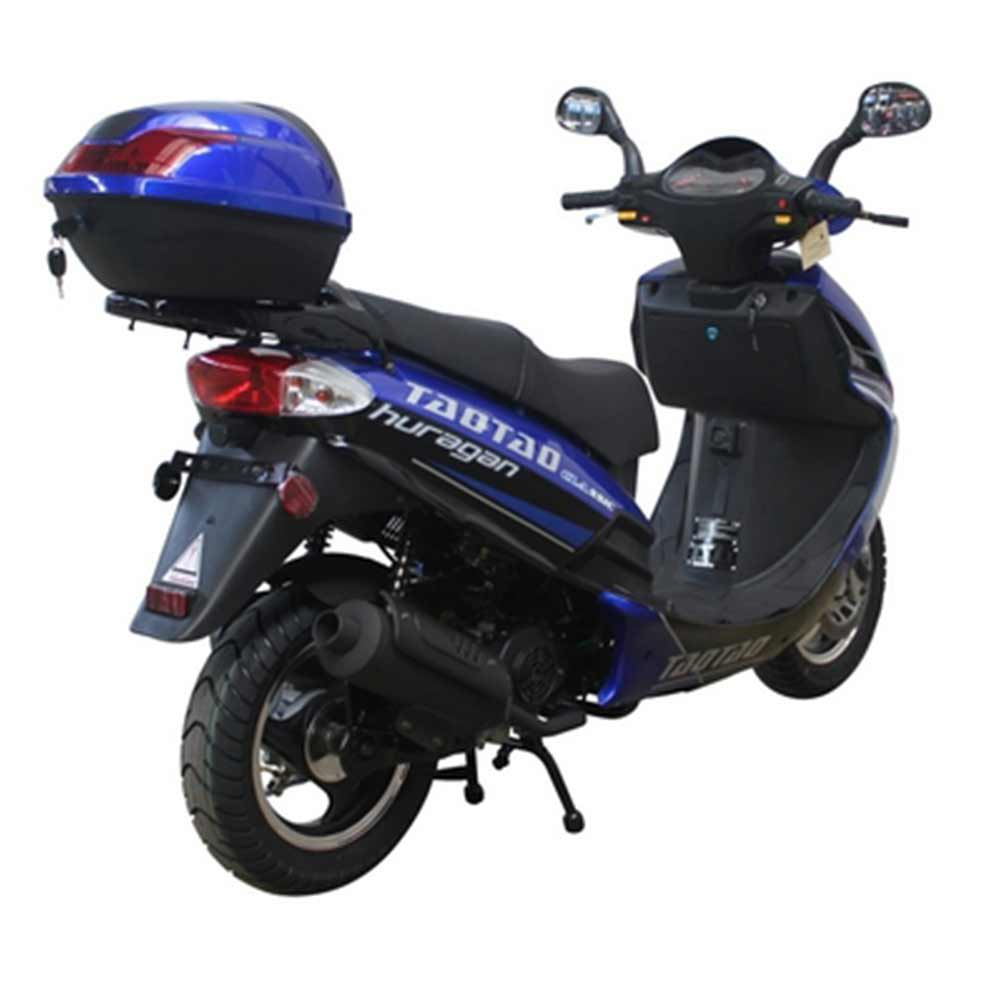tao evo50 full size 50cc scooter. Black Bedroom Furniture Sets. Home Design Ideas