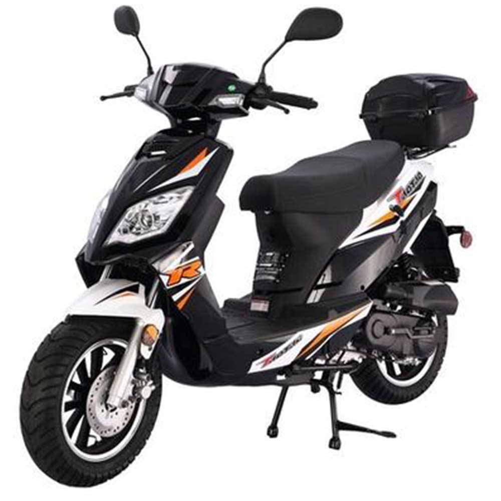tao thunder 50cc scooter. Black Bedroom Furniture Sets. Home Design Ideas