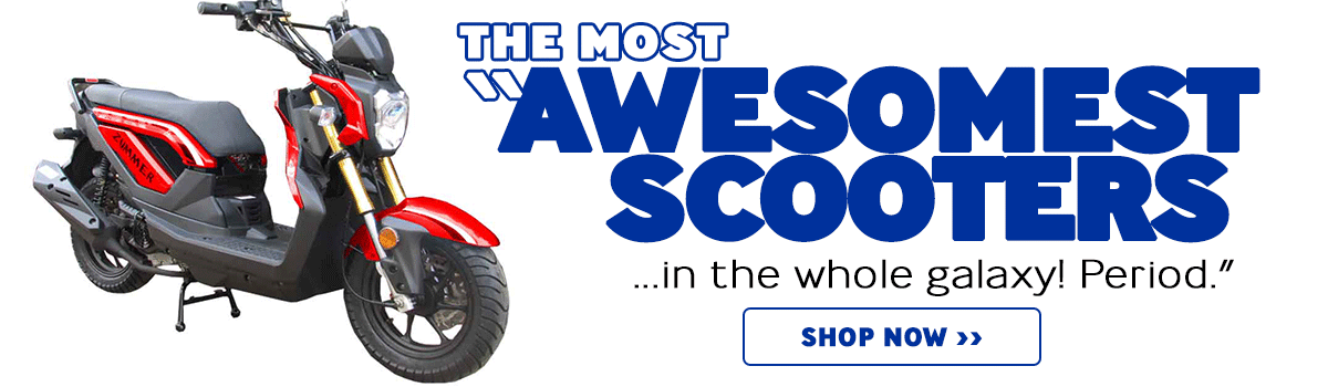The Most AWESOMEST Scooters!