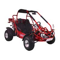 TrailMaster 300 XRX GoKart - Red