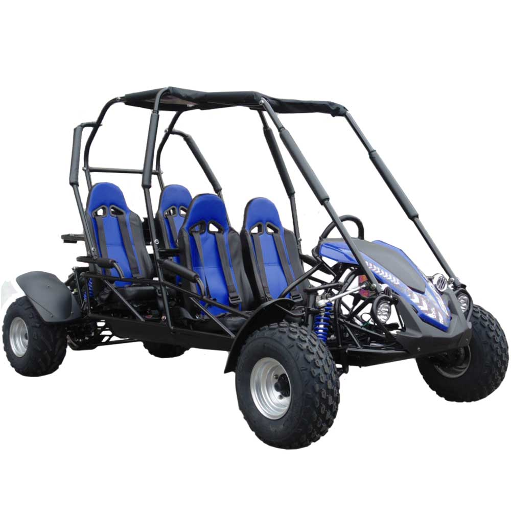 Trailmaster Blazer4 150 4 Person Gokart