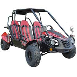 TrailMaster Blazer4 150X 4 Person GoKart