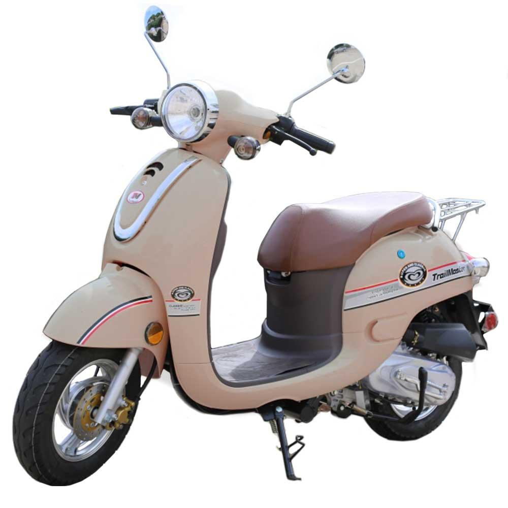 trailmaster milano 50 scooter