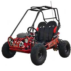TrailMaster Mini XRX/R+ Plus Kids GoKart