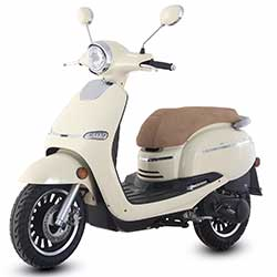TrailMaster Turino 150A Scooter