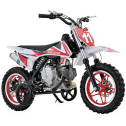 Vitacci DB-S60 60cc Kids Dirt Bike with Training Wheels