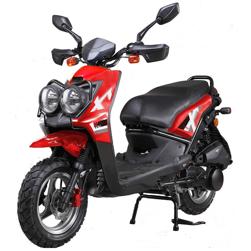 Peace Sports 50cc Scooter Top Speed
