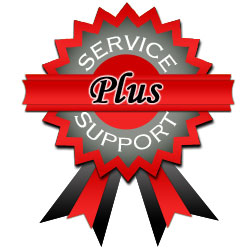 Plus Service and Support